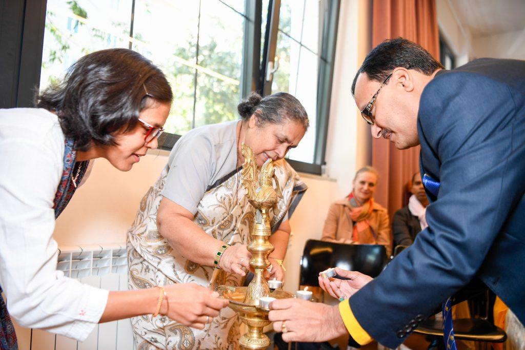 Eröffnung Seva India Festival